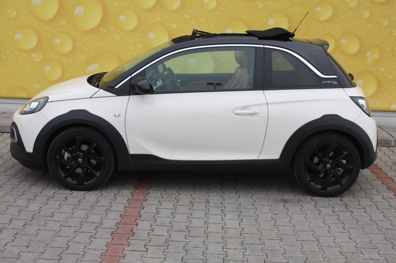 Opel Adam Rocks Faszination Autos