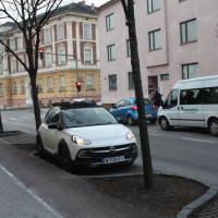 Opel Adam Rocks parken