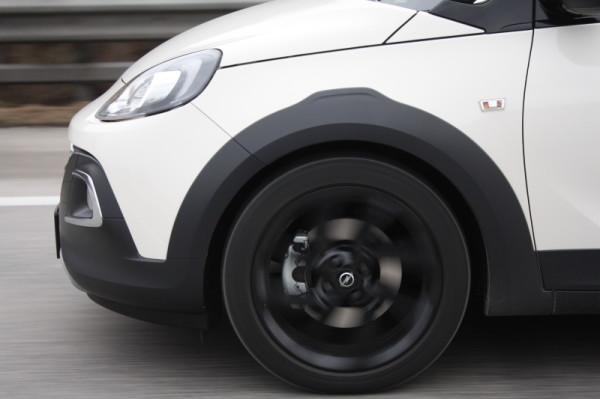 Opel Adam Rocks Rad Reifen Felge