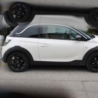 Opel Adam Rocks Spiegelung