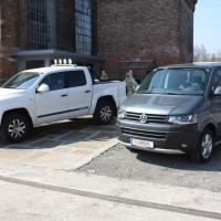 Bloggerfahrtag VW Konzern Amarok Multivan