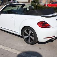 Bloggerfahrtag VW Konzern Beetle Cabrio