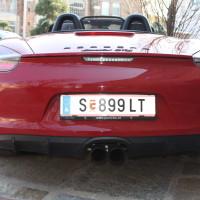 Bloggerfahrtag VW Konzern Porsche Boxster GTS
