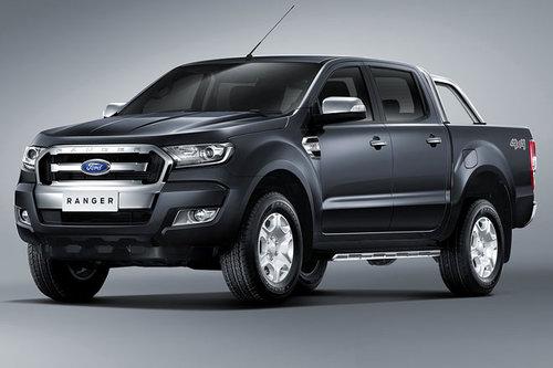 Ford Ranger 2016er-Facelift