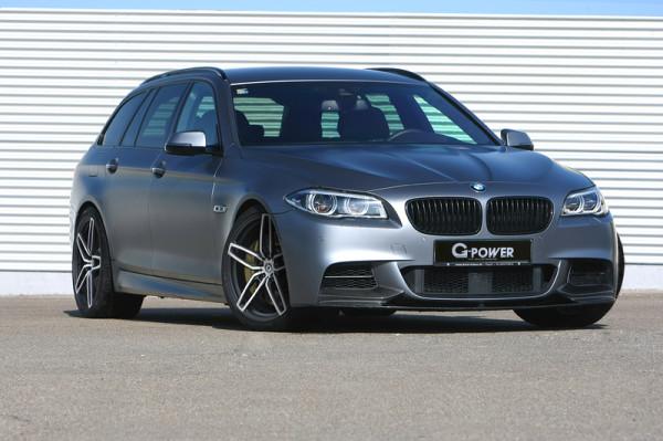 Mehr G-Power für den BMW M550d