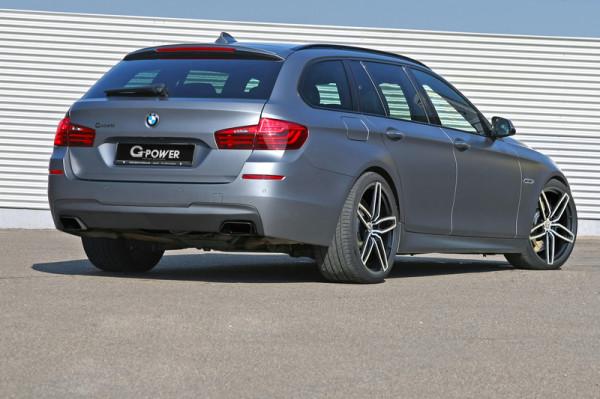 G-Power getunte BMW M550d