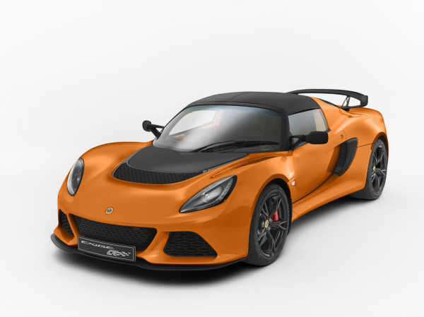 Lotus Exige S Club Racer