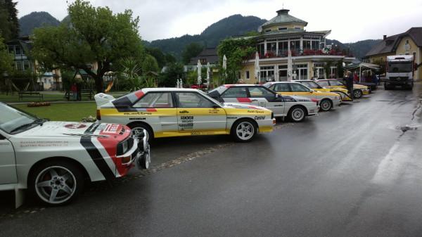 Audi quattro Legenden
