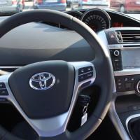 Toyota Verso Armaturenbrett
