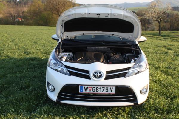 Toyota Verso Motor