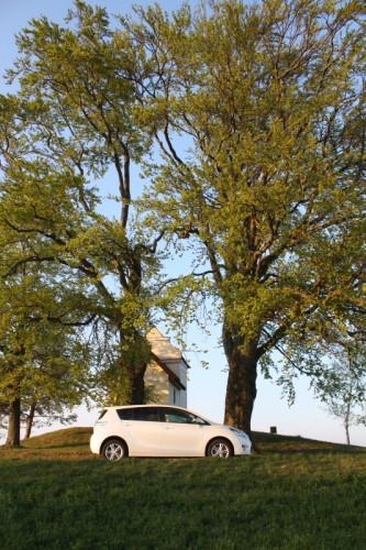 Toyota Verso der Kompakt-Familien Van