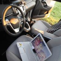 Toyota Verso Sitze