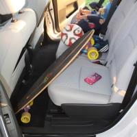 Toyota Verso Einzelsitze hinten
