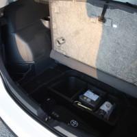 Toyota Verso Kofferraum Staufach