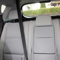 Toyota Verso Innenraum Einzelsitze Gurt