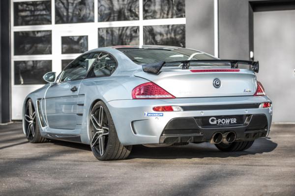 BMW M6 Tuner G-Power 1 001 PS Heck Seiten Ansicht