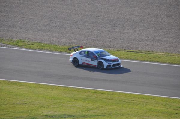 Nürburgring 24h Citroen Sebastian Loeb WTCC