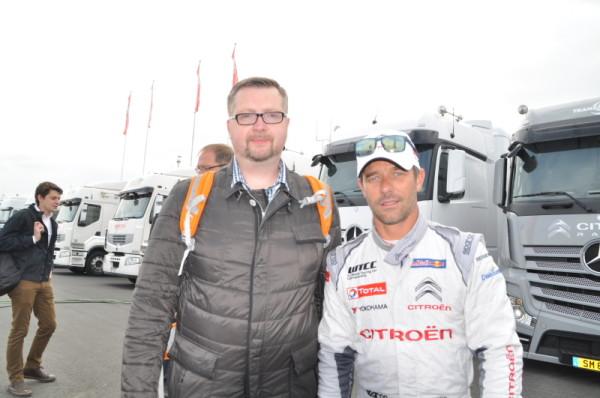 Nürburgring 24h Peter Pölzlbauer Sebastian Loeb WTCC Citroen