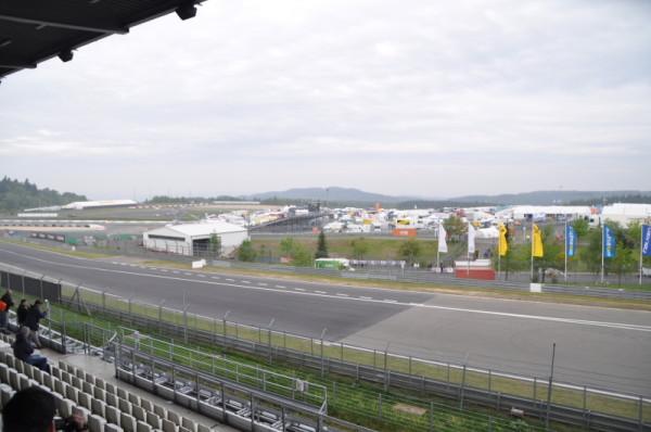 Nürburgring 24h Rennstrecke