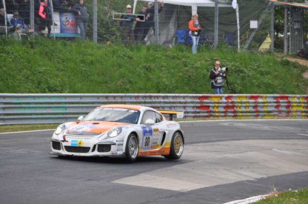 Nürburgring 24h Porsche Schwalbenschwanz