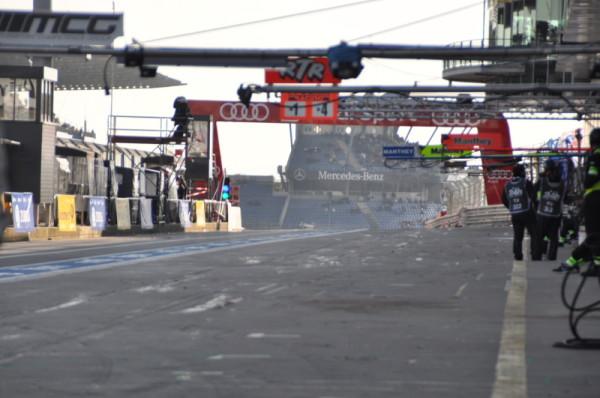24h Nürburgring – Boxengasse und Fahrerlager