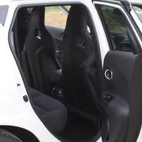 Nissan Juke Nismo RS Innenraum