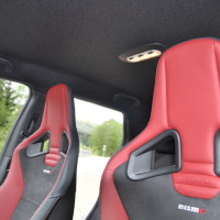 Nissan Juke Nismo RS Recaro Sportsitze