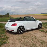 VW Beetle Cabriolet 13