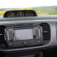 VW Beetle Cabrio Zusatzinstrumente