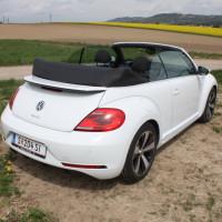 VW Beetle Cabriolet 64