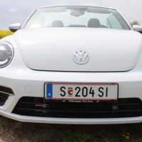 VW Beetle Cabriolet 68