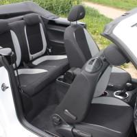 VW Beetle Cabrio Sitze