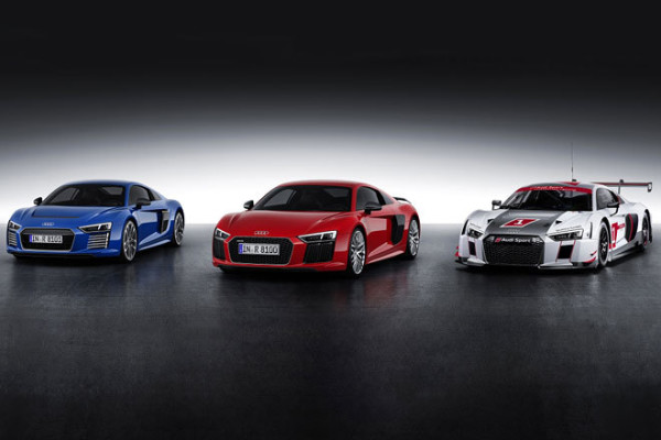 Second Generation – Neuer Audi R8