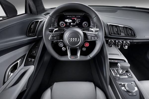 Audi R8 Innenraum