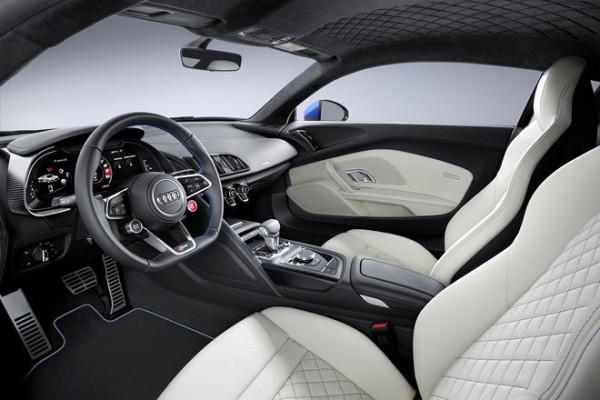 Audi R8 Sitze