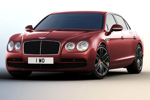 Neues Modell: Bentley Flying Spur Beluga
