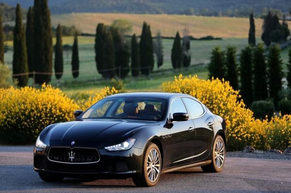 Updates für Maserati Quattroporte und Ghibli