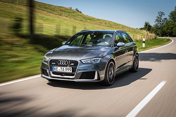 ABT Sportsline bietet 430 PS für den neuen Audi RS3