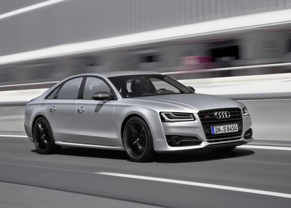 Der neue Audi S8 plus