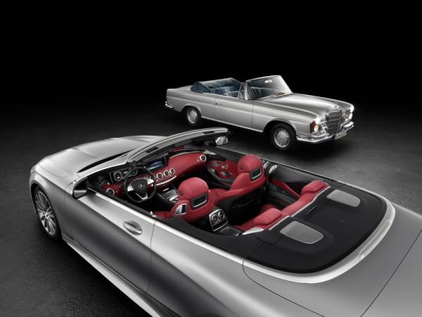 Das neue Mercedes-Benz S-Klasse Cabriolet