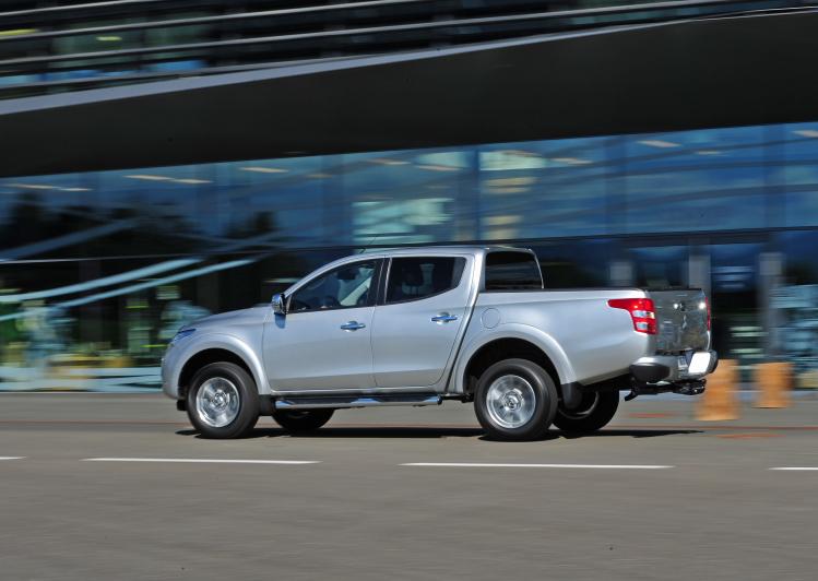Mitsubishi L200 Pick Up - Technische Daten und Fakten | Faszination ...