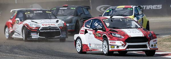 Rallycross RX Team Austria Pucher Stohl
