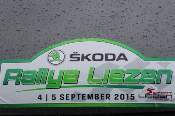 Skoda Rallye Liezen 2015 Übersicht