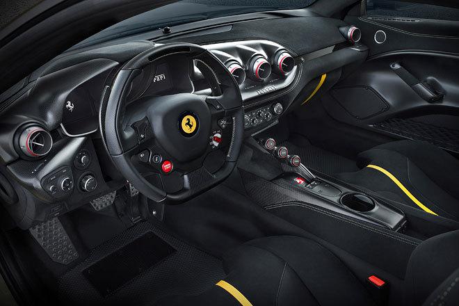 Ferrari Sonder Edition F12tdf