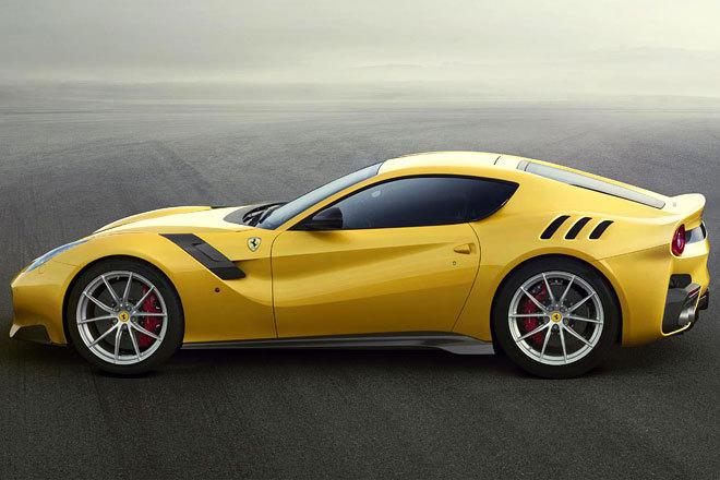 Ferrari Sondermodell F12tdf
