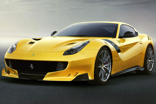 Ferrari das Sondermodell F12tdf