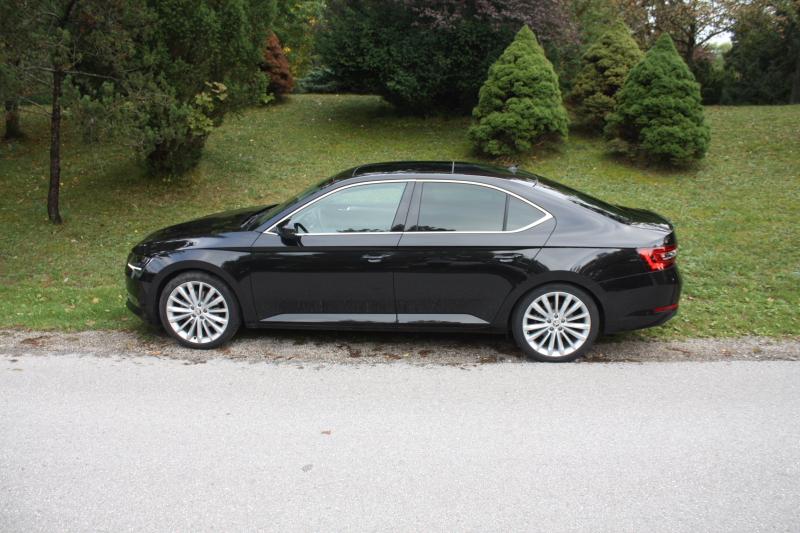 Škoda Superb – im Auto-Blogger Test – Tag 1