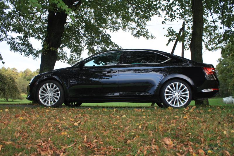 Škoda Superb – Tag 3 – Außenansicht