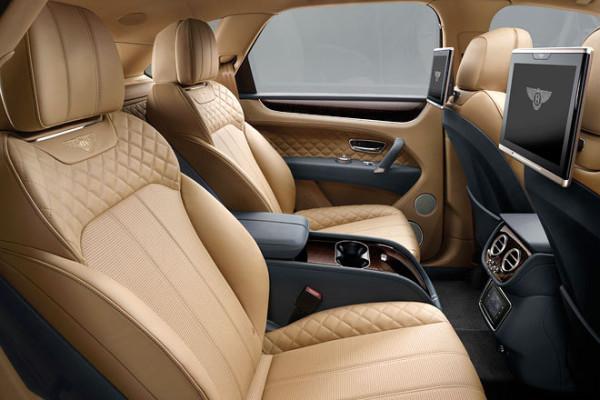 Bentley Bentayga Fond