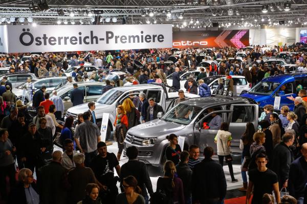 Vienna Autoshow 2016 – Vorschau